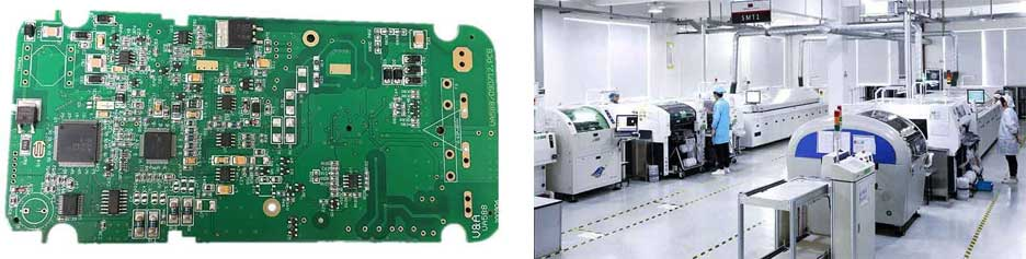 PCBA (Printed Circuit Board Assembly) Service