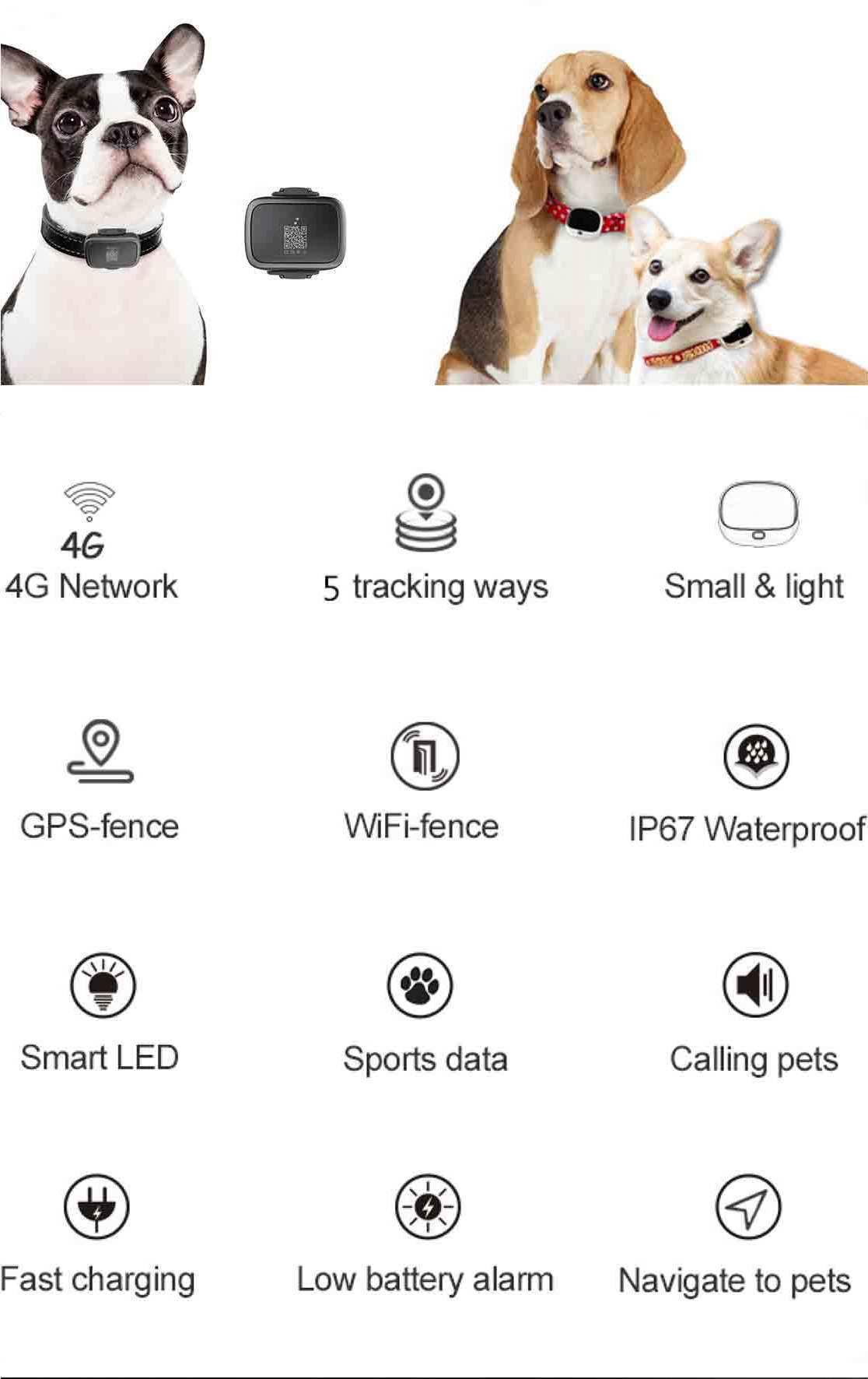 Pets Tracker