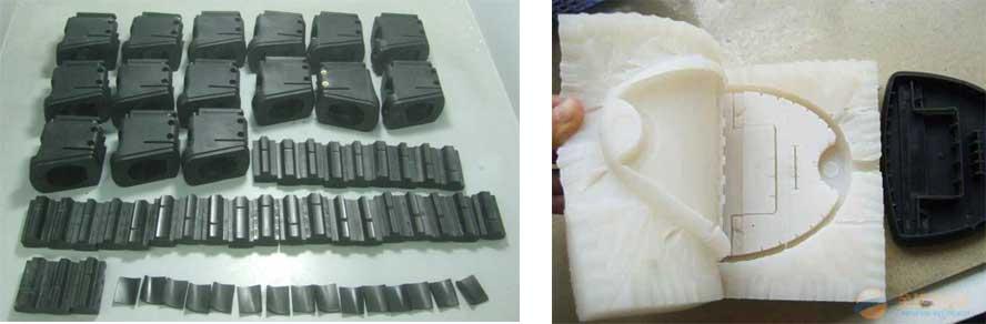 Plastic/Rubber Vacuum Molding